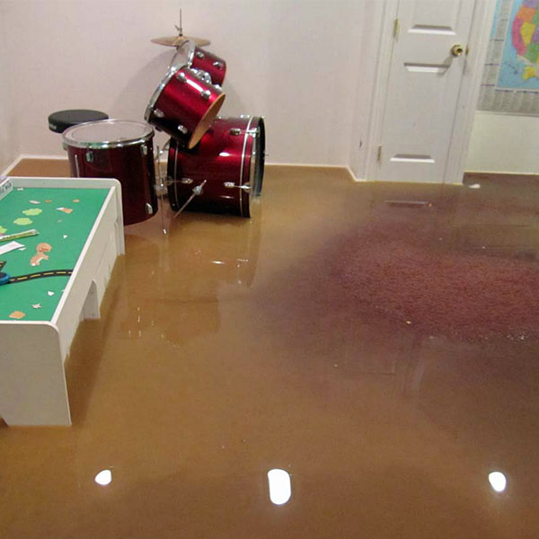 Water Damage - Causes